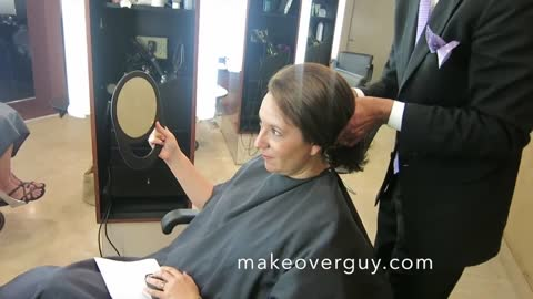 MAKEOVER: Nothing Too Radical! by Christopher Hopkins, The Makeover Guy®