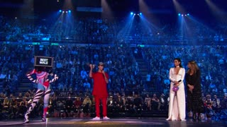 Justin Bieber returns, triumphs at MTV Europe Music awards