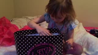 Cutest birthday present EVER - Video