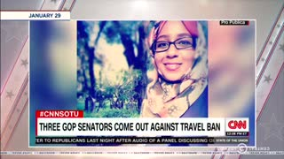 President Trump's Muslims Targeted Travel Ban - Video