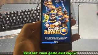 Clash Royale hack all cards - Video