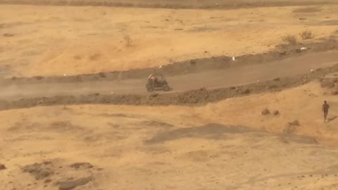 Team Rhino Racers during Endurance Event at Mega ATV Championship