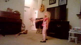 Little Ribbon Dancer - Video