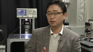 Smart fabric generates electricity - Video
