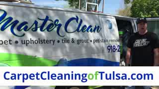 Master Clean Carpet Cleaning - Video