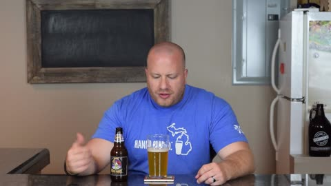 Mosaic Promise beer review from Founders Brewery