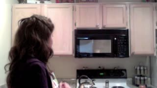 Beware Of Microwaved Eggs - Kids, Don't Try This At Home - Video