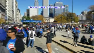 Chicago Cubs 2016 World Series Victory Parade