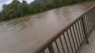 Floods in Serbia, Extreme or Not?