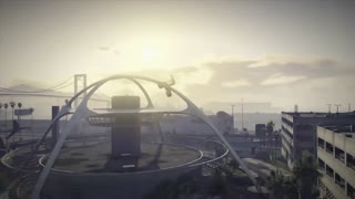 GTA 5 ultimate quad stunt montage - Video