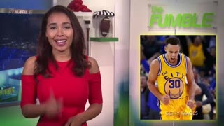 The Black Harry Potter Roasts Steph Curry - Video