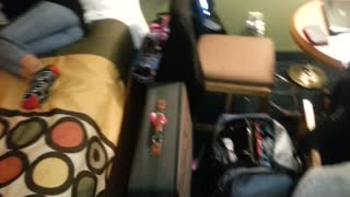 Family Is Moving Out Of Super 8 Motel  - Video