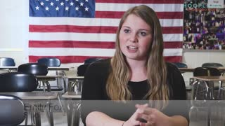 A Teacher's Passion For The Constitution Changes Her Students' Lives - Video