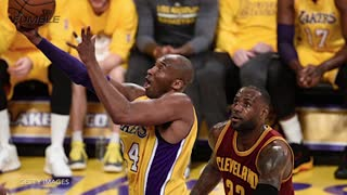 Kobe Bryant Fools LeBron James with Old School Move During Last Game - Video