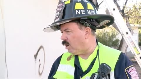 A Homeless Man Saw Smoke and Ran Into a Burning Apartment to Save Two Kids
