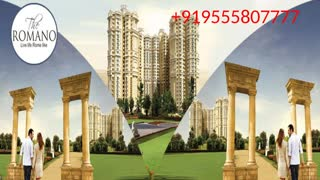 Supertech Romano Noida Sector 118 - Video