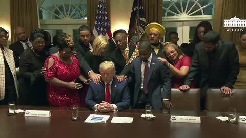 Praying For Our President.... President Donald J Trump