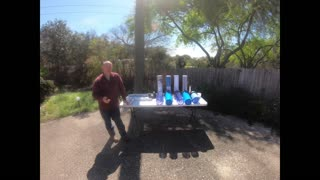 Off-grid Water Filtration system Part 1