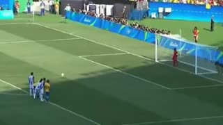 Goal Neymar Goal 6-0 Brazil vs Honduras - Video