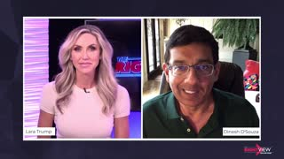 The Right View with Lara Trump and Dinesh D'Souza