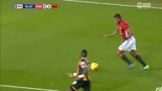 Juan Mata's goal against Hull - Video