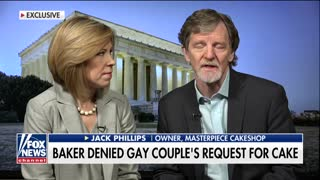 Christian Baker Says He's Getting Death Threats - Video
