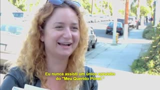 Bronies: The Extremely Unexpected Adult Fans of My Little Pony - Legendado PT-BR - Video