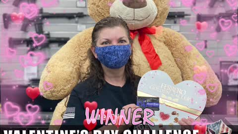 Here's our other Valentine's Day Challenge Winner!
