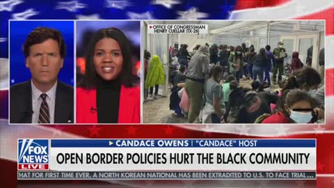 Candace Owens Says Democrats Purposely Importing Hispanics As 'Victim Voters'