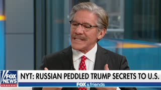 Geraldo Blasts 'Bungling, Pink Panther' US Spies Duped By 'Shadowy Russian' - Video