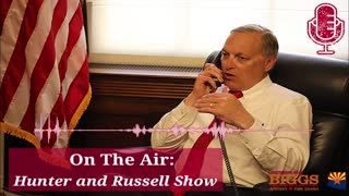 Congressman Biggs discusses the Democrats' plan for impeachment on the Hunter and Russell Show