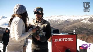 Burton Experience - Cerro Bayo Ep. 1 Playboard TV - Video