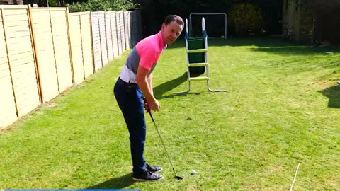 Golf 5 drills at home