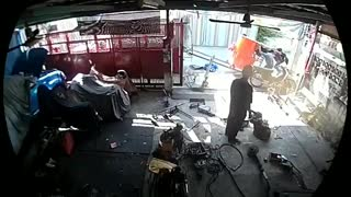 When Loading a Truck Goes Poorly