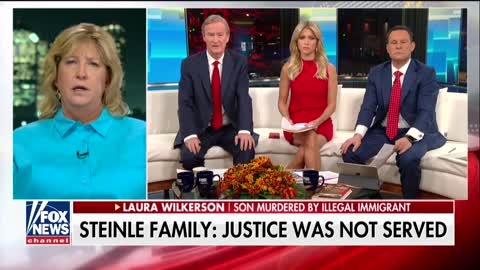 Mother Whose Son Was Killed By Illegal Immigrant on Steinle Verdict