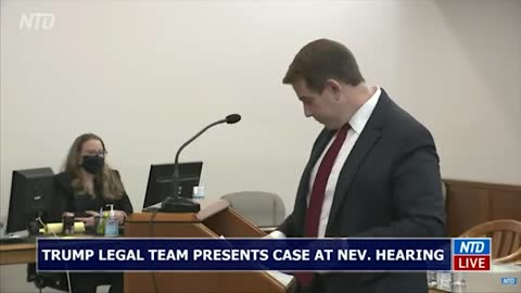 Part 2: Nevada Hearing on Election Fraud December 03, 2020-