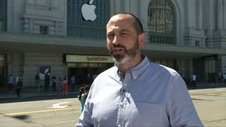 Apple's latest product push - Video