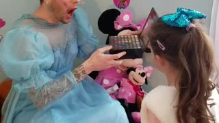 Hilarious Daddy Daughter Dress Up