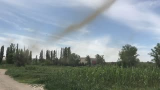 Mosquito Tornado - Video