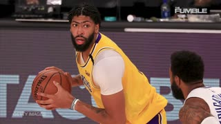 """Anthony Davis Says He's """"Not Sure"""" Steph Curry & Warriors Are As Threatening As They Seem"""