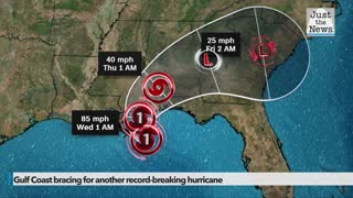 Gulf Coast bracing for another record-breaking hurricane