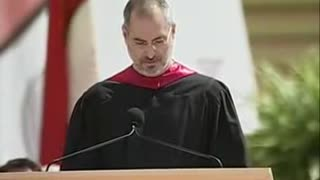 Steve Jobs' 2005 Stanford Commencement Address - Video