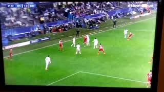 Asensio just scored this ridiculous goal in the Super Cup! - Video