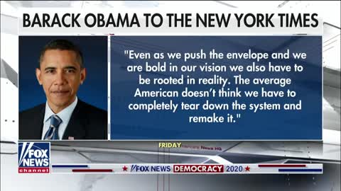 Obama Criticizes 2020 Democrats, Says Candidates Need To Be 'Rooted In Reality'