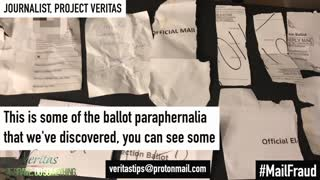 PA voter fraud evidence - project veritas