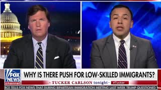 'Why Don't We Get Real?': Tucker Takes On Illegal Immigrant Lawyer - Video
