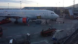 Staff and luggage get poor treatment - Video