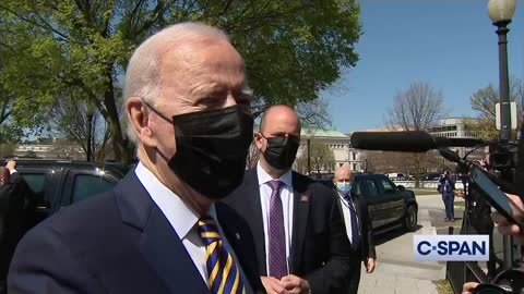 Biden Says Everybody Across the Globe Spends Billions on Infrastucture, So Will We
