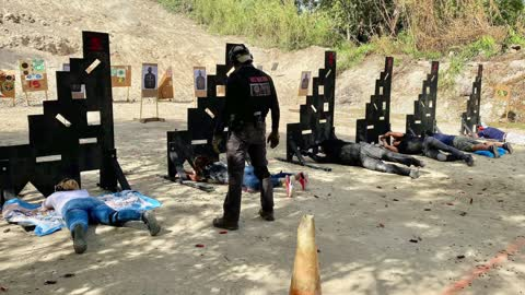 Israeli Tactical Shooting in South Florida