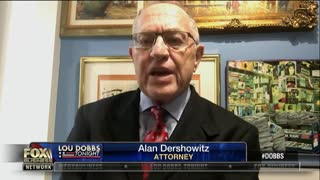 Alan Dershowitz talks about the FISA court and what we need